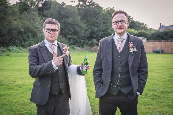 Peaky Blinders Wedding Suits Newcastle