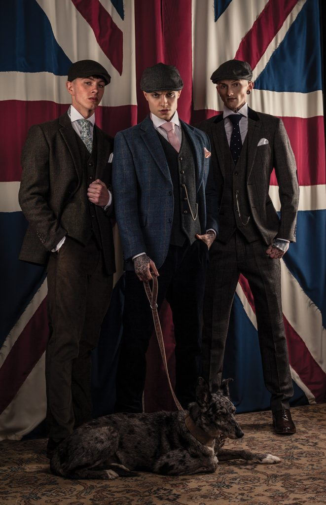 Peaky Blinders Wedding Suits