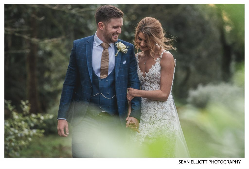 Garrick and Maisie Porteous wedding suits newcastle